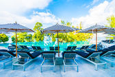 Fotografie Outdoor swimming pool