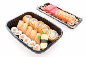 Sushi box s roll