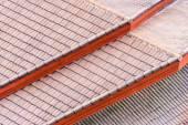 Fotografie Stará střecha vzor