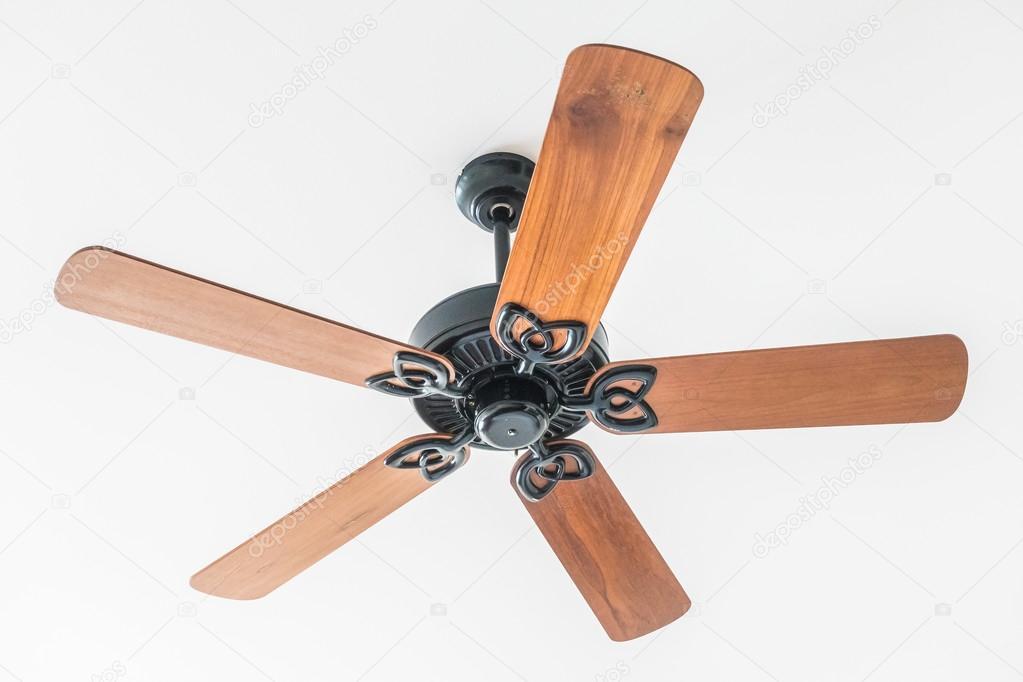 Decorazione del ventilatore di soffitto u2014 foto stock © mrsiraphol