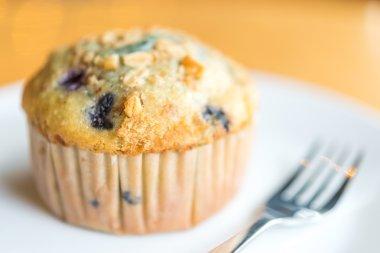tasty Blueberry muffin