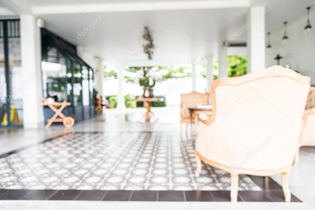 Wunderbar Abstrakt Verwischen Wohnzimmer Hintergrund U2014 Foto Von Mrsiraphol
