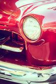 Fotografie Headlight lamp car