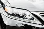 Fotografie Reflektor lampa auto