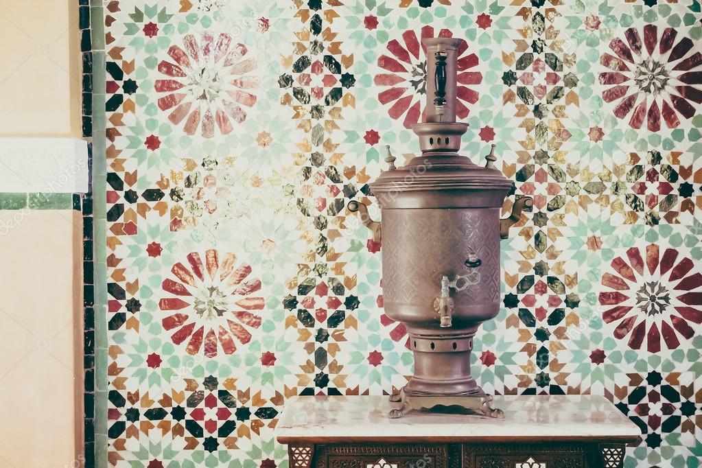 Decoratie marokko stijl u stockfoto mrsiraphol