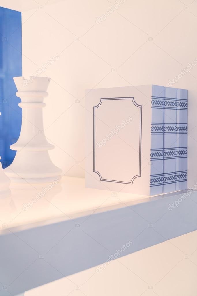 Bucher Dekoration Im Wohnzimmer Stockfoto C Mrsiraphol 97647268