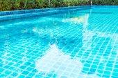Fotografie krásný bazén