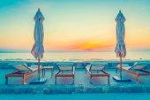 Fotografie Hotel swimming pool