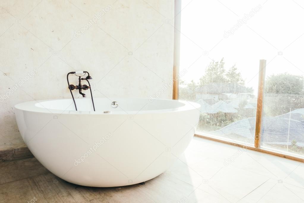 Mooie luxe bad u2014 stockfoto © mrsiraphol #98459508