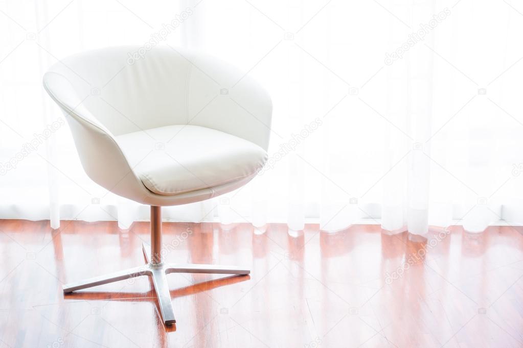 Schöne Luxus Sessel Im Wohnzimmer U2014 Stockfoto