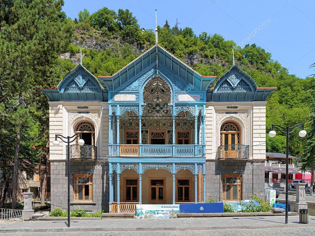 House of mirza riza khan in borjomi georgia stock for House of 950