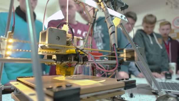 tre dimensionale stampante