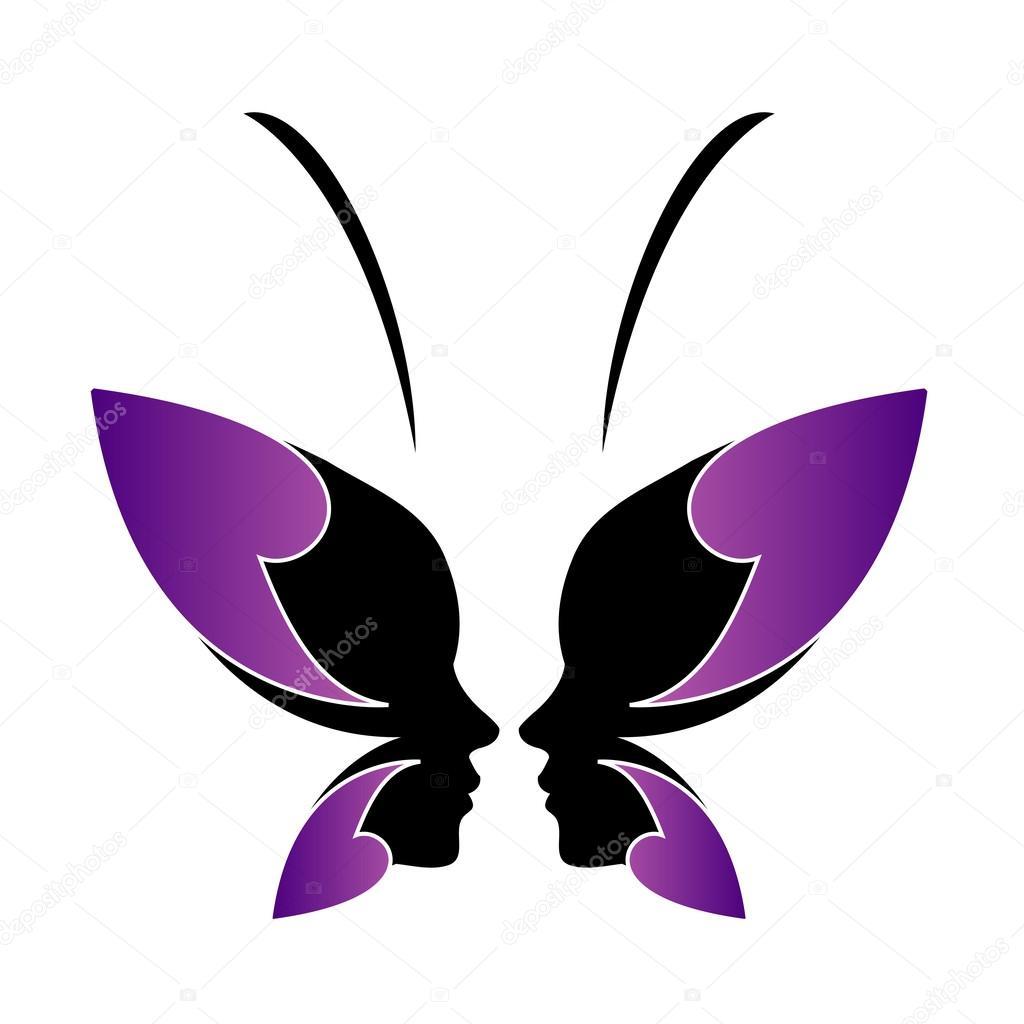 lady logo