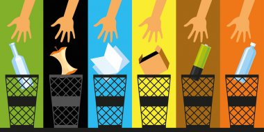 Separate waste collection