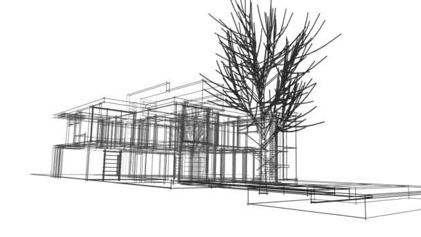 Überblick über minimale 3D-Architekturprojekte