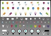 Umístění ikony