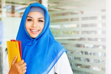 muslim asian girl