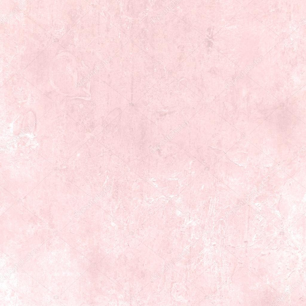 Pink Subtle Background With Soft Vintage Pastel Texture Stock Photo