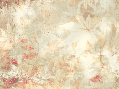 Soft floral pattern - vintage flower background