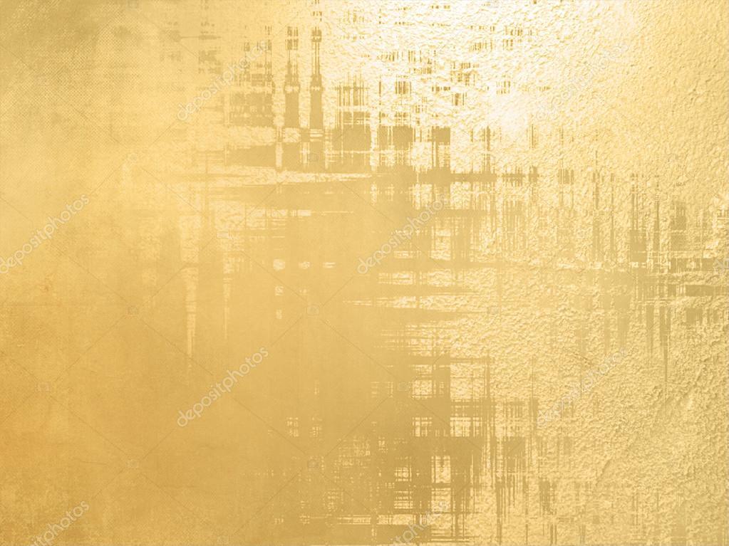 elegant gold background abstract luxury design ストック写真
