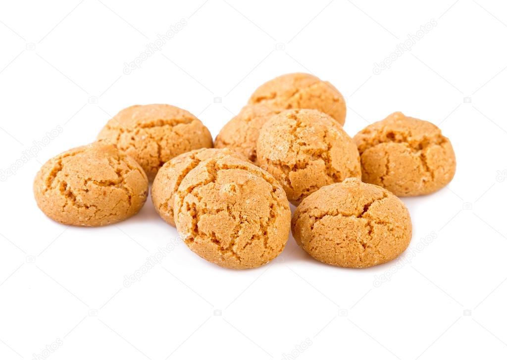 アマレッティ クッキー伝統的な...