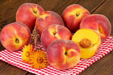 Peaches Still Life