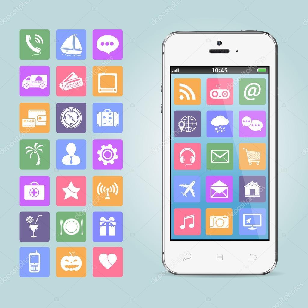 Handy hintergrund app