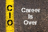 Business Acronym CIO Career Is Over