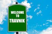 Fotografie Vítejte na Travnik