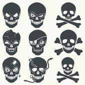 icone del cranio