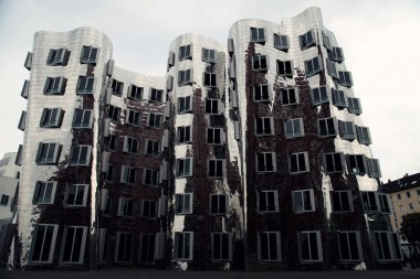 Silver Office Towers, Media Harbor, Dusseldorf