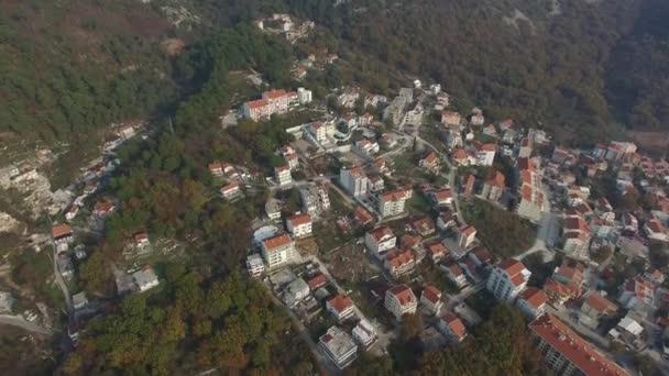 Nové město Budva v Černé hoře