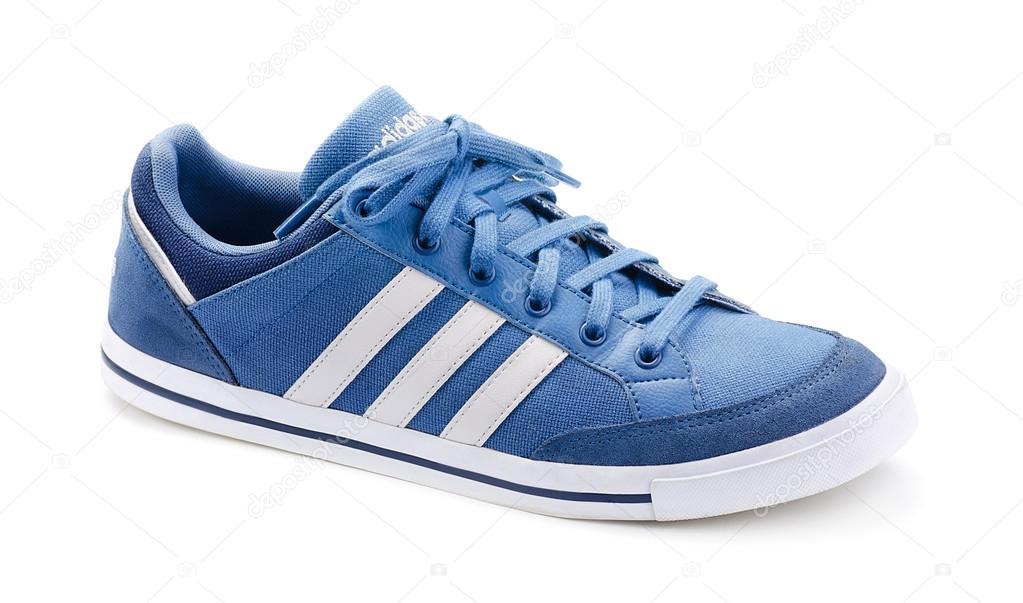Adidas Neo zapatos azules