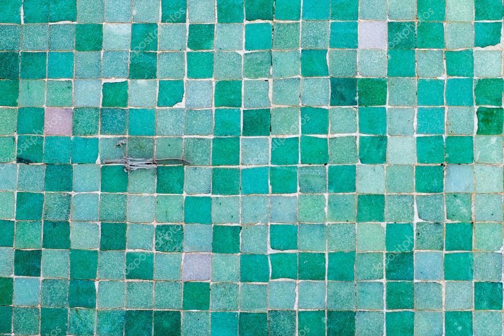 Luz azul y verde mosaico vitrificado azulejo de fondo for Azulejo vitrificado