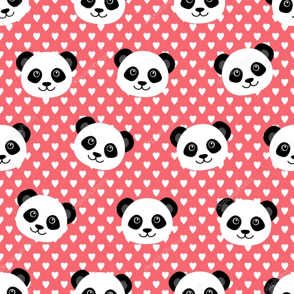 Panda wallpaper cute | Lovely panda
