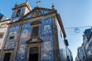 Facade of the Capelas Das Almas
