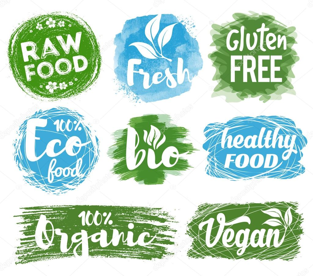 Top 10 Healthy Diet Food Logos | SpellBrand®