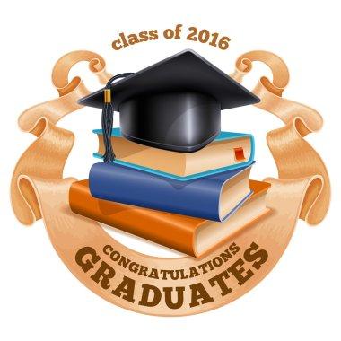 School concept or Congratulation Graduation