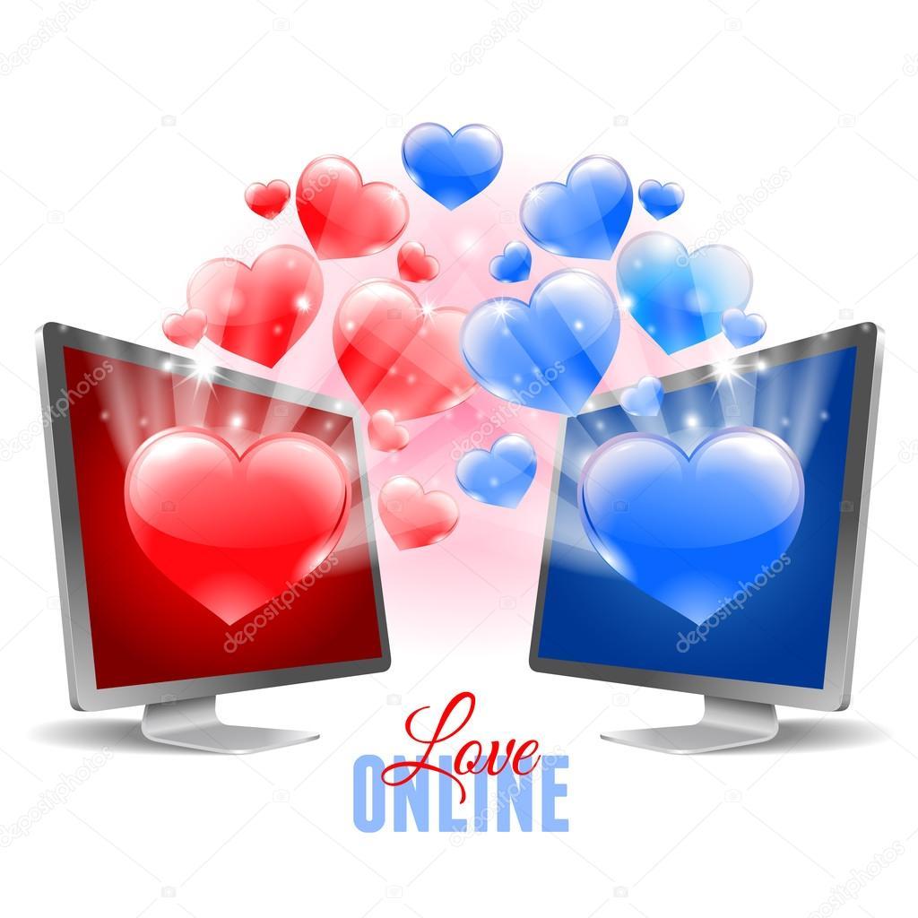 Virtuální svět datování online