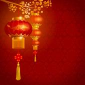 Photo Chinese lanterns