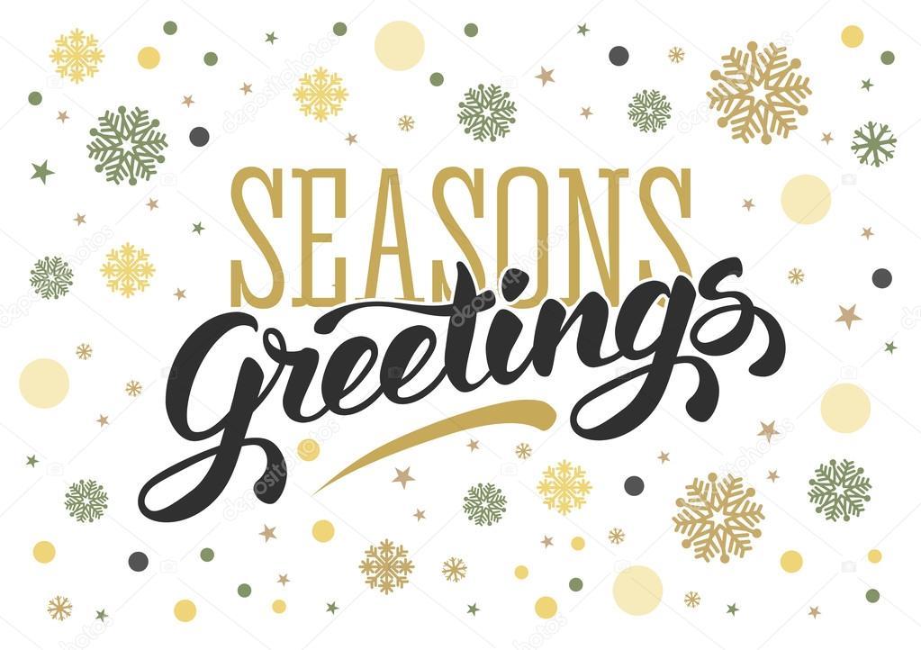 Vintage seasons greetings card stock vector pazhyna 92886898 vintage seasons greetings card stock vector m4hsunfo