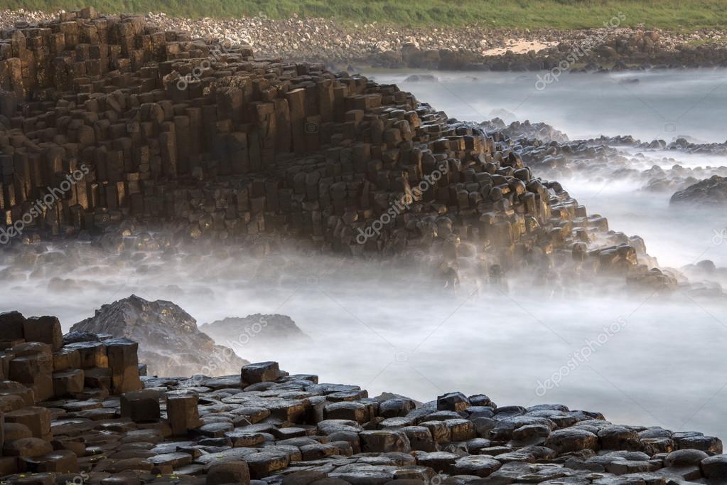 Giants Causeway - County Antrim - Northern Ireland