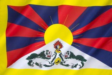 Free Tibet Flag - Tibetan Flag