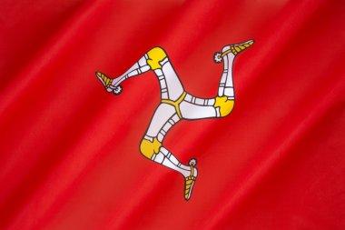 Flag of the Isle of Man - Manx Flag