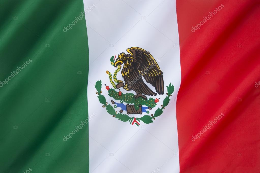vlag van mexico — stockfoto © steve_allen #56982527