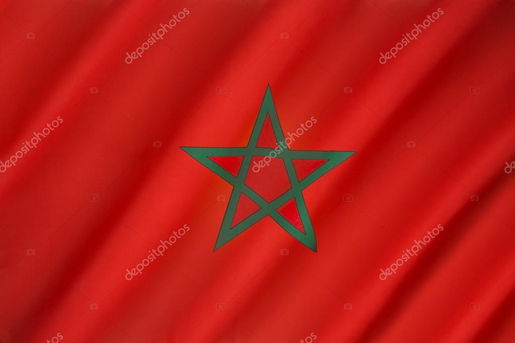 Drapeau du maroc photographie steve allen 56983573 - Drapeau du maroc a imprimer ...