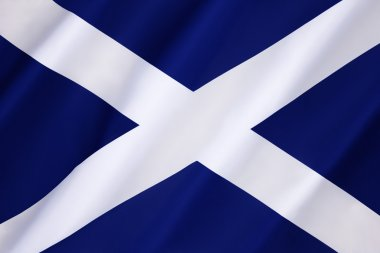 Flag of Scotland - Saltire