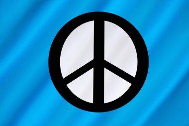 Campaign for Nuclear Disarmament - CND Flag
