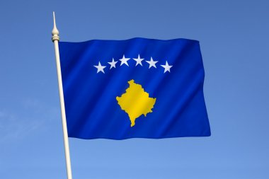 Flag of the Republic of Kosovo