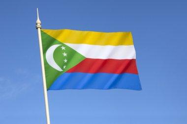 Flag of the Union of Comoros